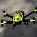 How a drone could be used to save heart attack victims