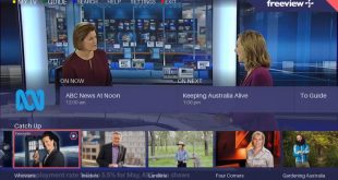 Freeview Plus free-to-air update available now with a new user interface