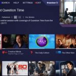 Australians are now streaming more than two billion minutes of TV a month