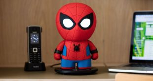 Sphero launches interactive Spider-man app-enabled super hero