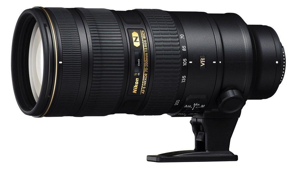 Nikon's AF-S Nikkor 70–200mm f/2.8E lens