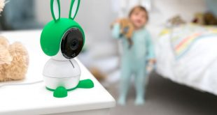 Netgear's Arlo Baby lets you keep an eye and ear on your child from anywhere