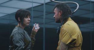 Aussie Daniel Henshall goes toe-to-toe with Scarlett Johansson in Ghost in the Shell