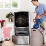 LG's new Twin Wash system means you can spend less time doing laundry