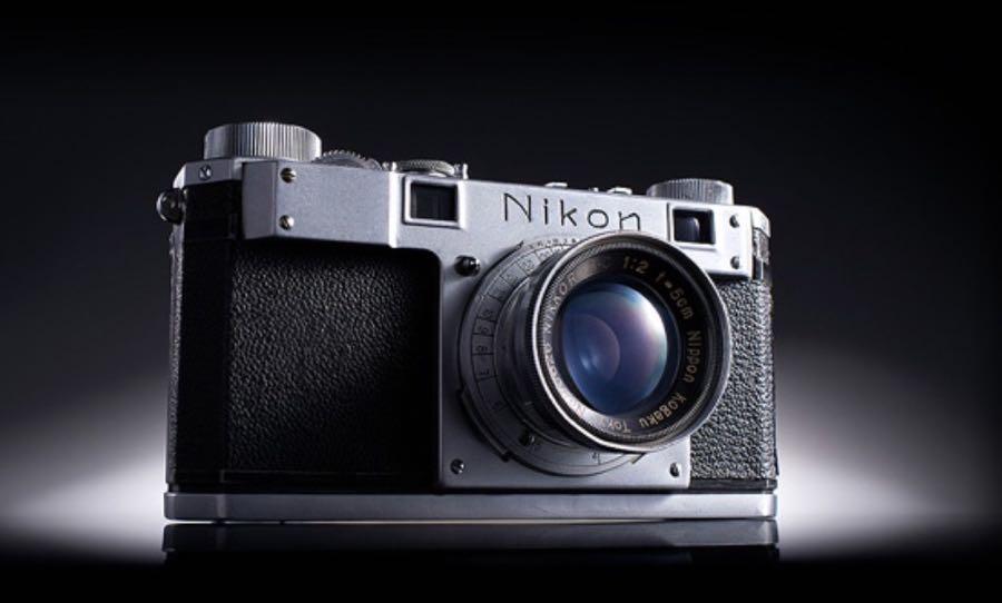 The Nikon Model 1 released