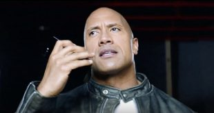 The Rock and iPhone's Siri star in Apple short film Dominate the Day