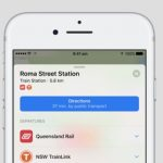 Transit information now available for more Australian cities on Apple Maps