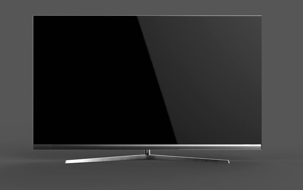 The Hisense 65-inch Series 8 ULED TV