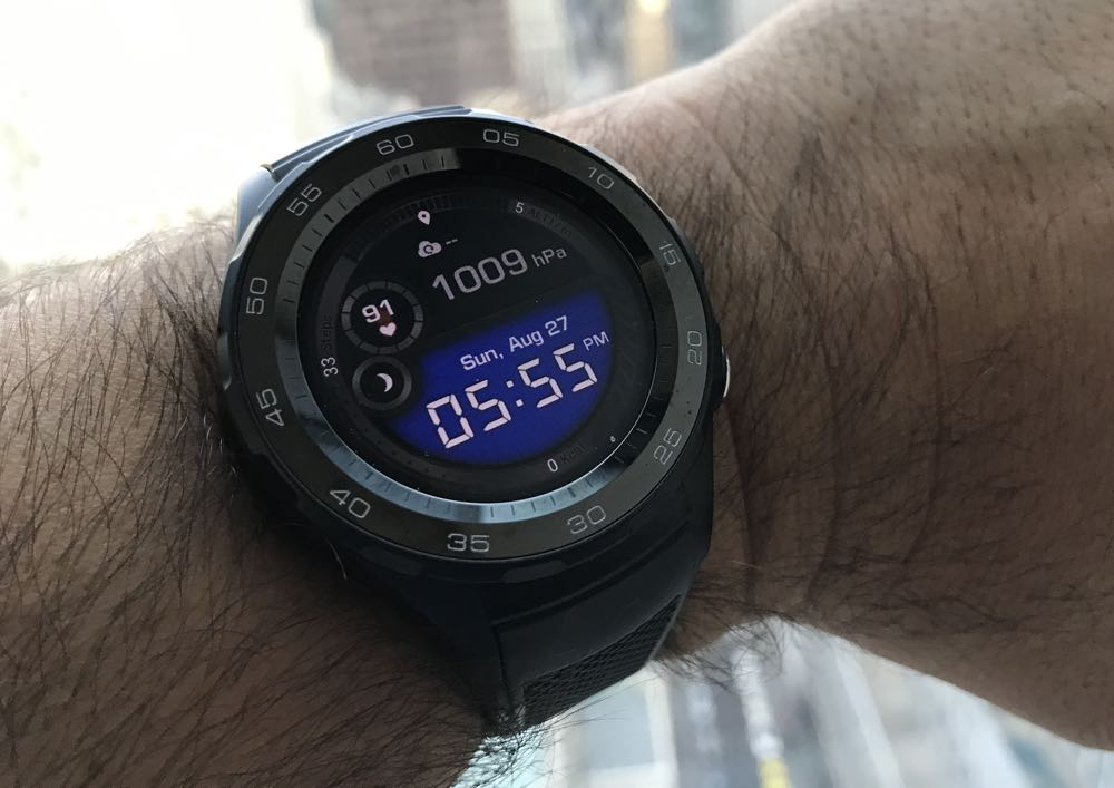 Huawei Watch 2 review - the smartwatch with its own 4G SIM