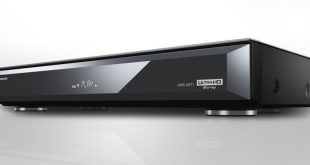 Panasonic's DMR-UBT1 can play 4K discs and record your TV shows in HD