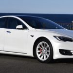Getting behind the wheel of the Tesla Model S – this is the future of motoring