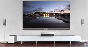 Hisense unveils Laser TV for a 100-inch home viewing experience