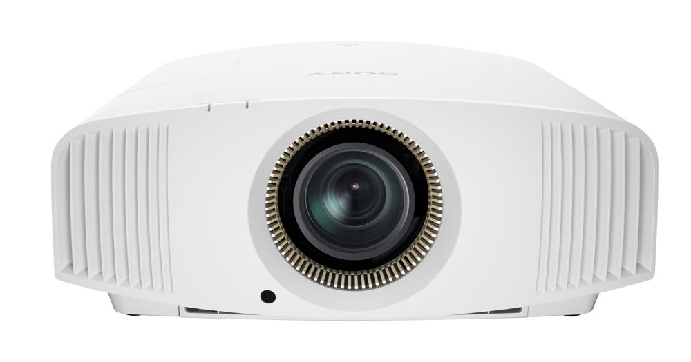 The Sony VPL-VW360ES 4K HDR projector