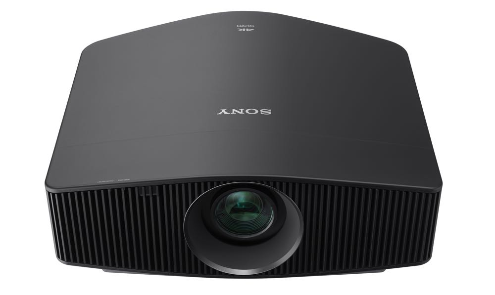The Sony VPL-VW760ES 4K HDR projector