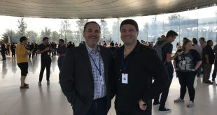 Two Blokes Talking Tech Episode 315 is coming to you from Apple's launch event