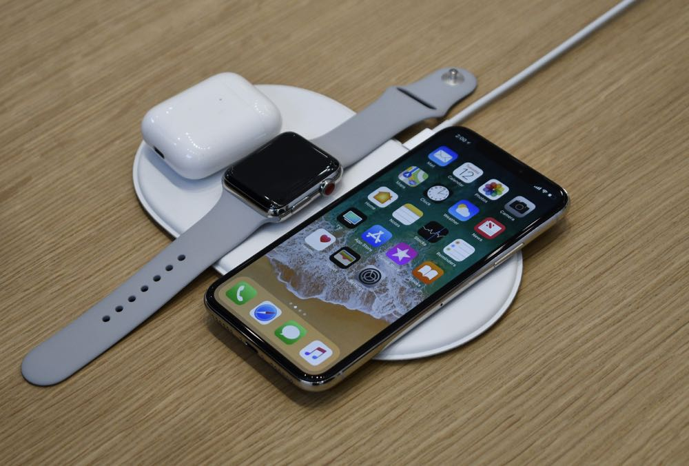Apple's AirPower mat will be available next year