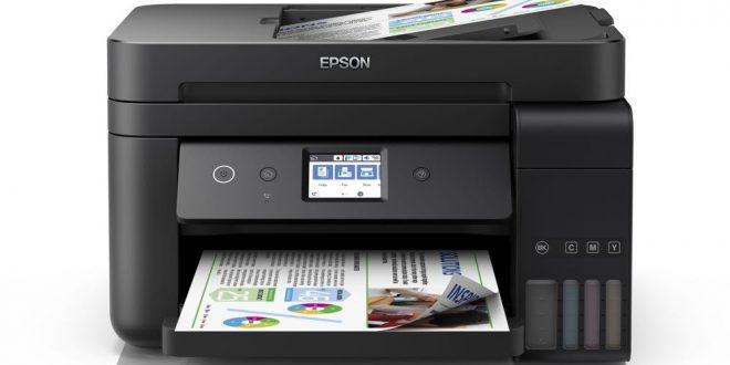 The Epson EcoTank ET-4750