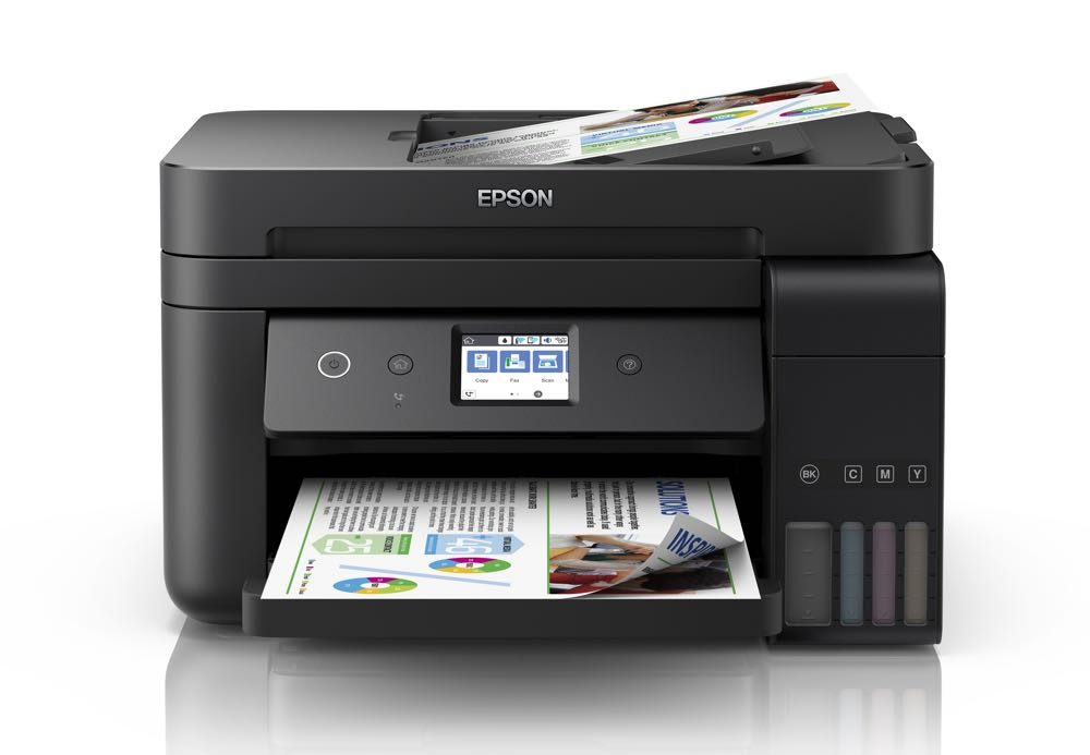 Epson ET-4750 printer review - includes two-year ink supply for