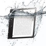 New Kindle Oasis unveiled with larger screen and waterproof design