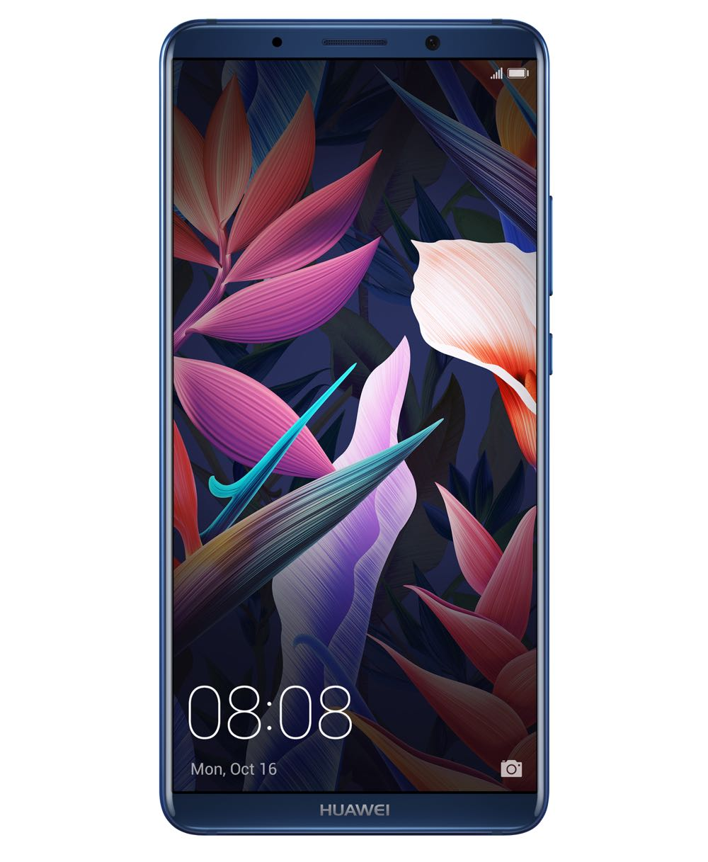 The Huawei Mate 10 Pro