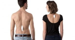 This smart device checks your posture and makes you stand up straight
