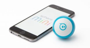 Meet Sphero Mini – the golf ball-size robot you can drive with your face