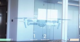 DJI launches augmented reality drone flight simulator app for Epson smart glasses