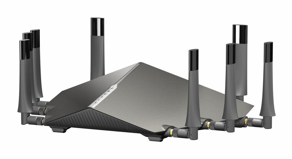 The D-Link Cobra Modem Router