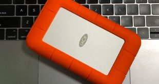 LaCie Rugged portable hard drives keep your data protected on the go