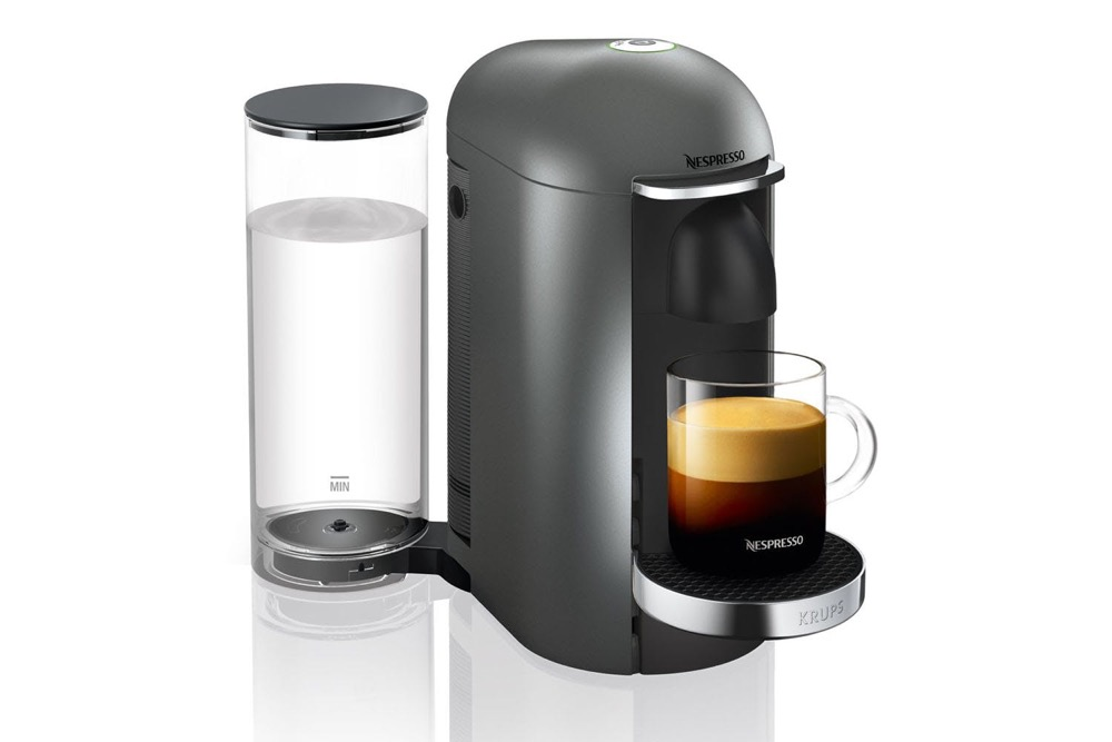 Nespresso Vertuo review - high-tech coffee machine to make your ...