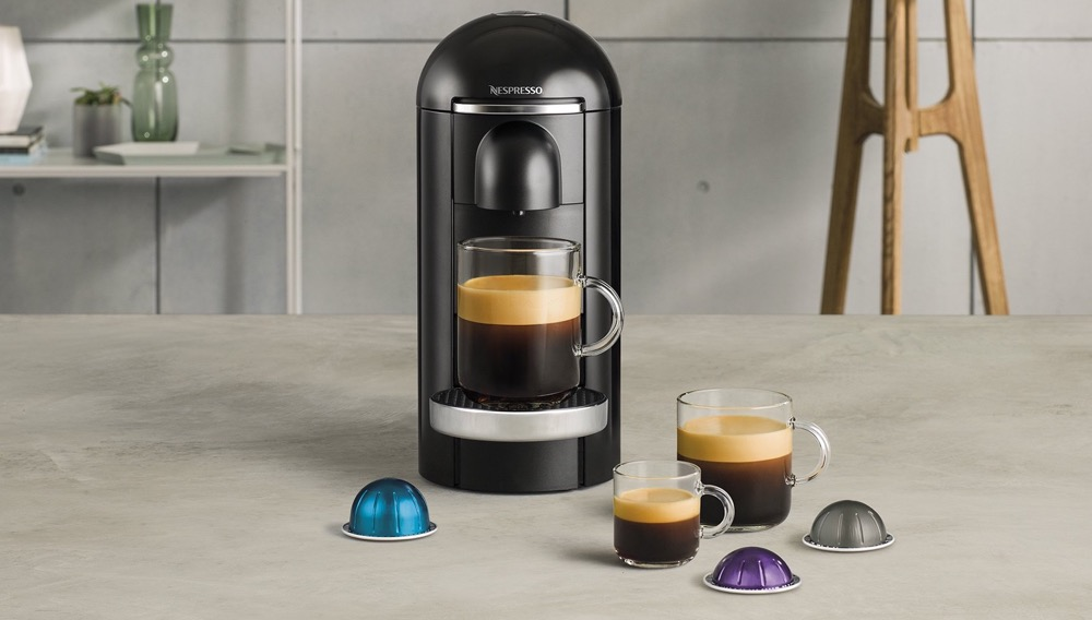 nespresso vertuo review high tech coffee machine to make your perfect brew tech guide. Black Bedroom Furniture Sets. Home Design Ideas