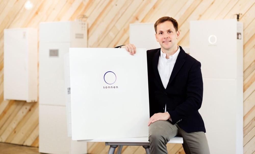 Sonnen CEO Phillip Schroeder