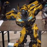 Paramount releases interactive Transformers augmented reality app