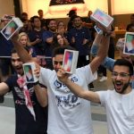 Australian customers the first in the world to buy the iPhone X