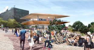 How the new Apple Federation Square store will look