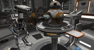 Enter the Star Wars universe with Samsung Gear VR and new Droid Repair Bay game