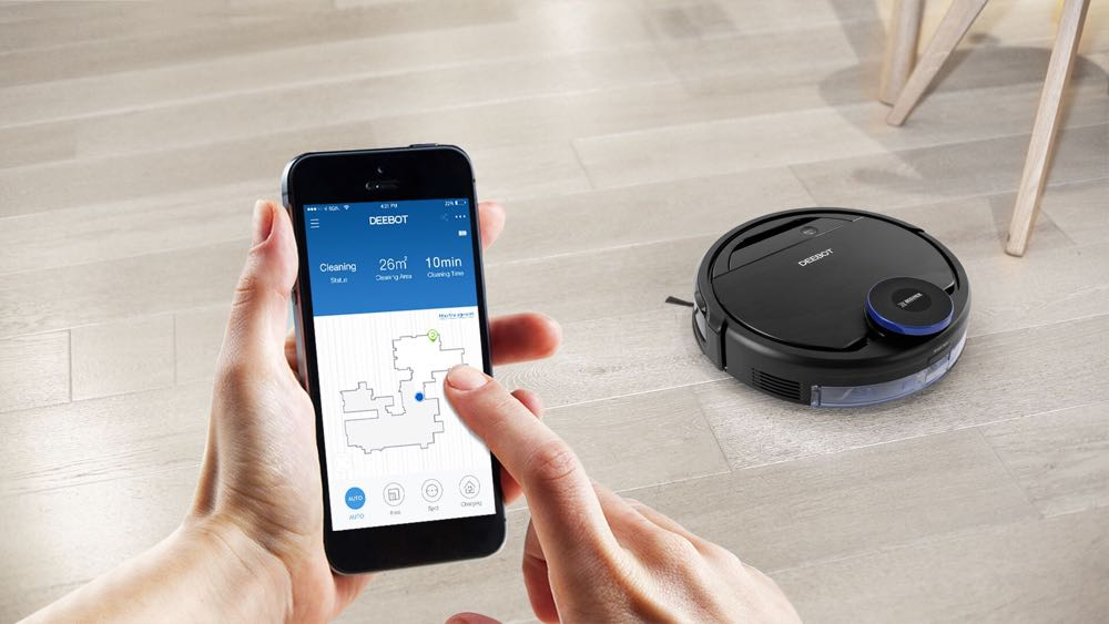 Ecovacs Deebot Ozmo 930 Robotic Cleaner Review Vacuums