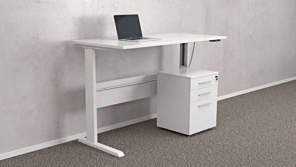 Groovy How We Converted To Using A Standing Desk And Never Looked Download Free Architecture Designs Scobabritishbridgeorg