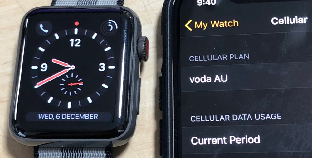 Vodafone Launches Numbersync To Link Your Apple Watch To The Mobile Network Tech Guide