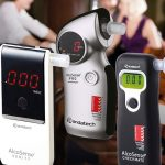 Looking for a Valentine's Day gift? How about an AlcoSense personal breathalyser