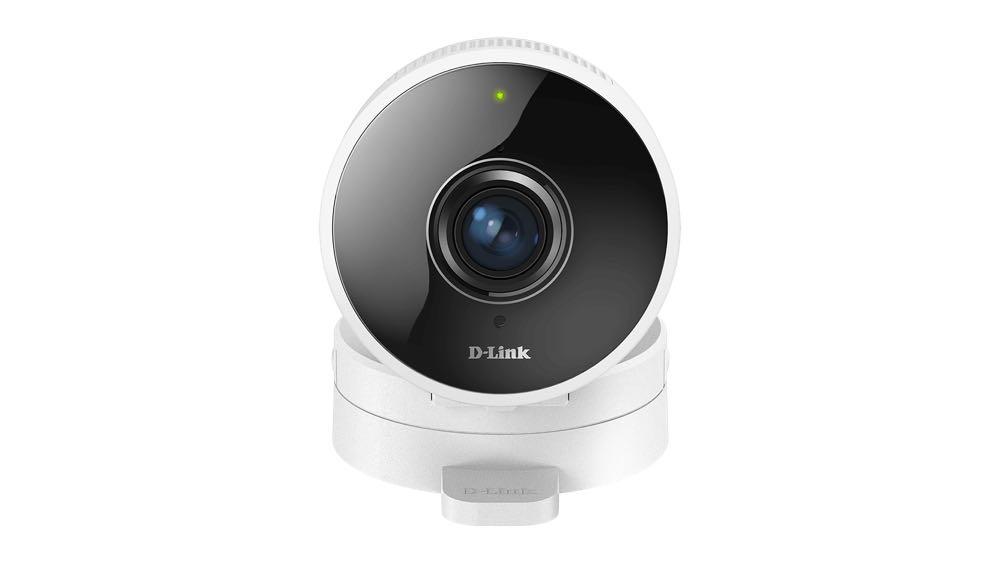 The D-Link DSC8000LH Wi-Fi camera
