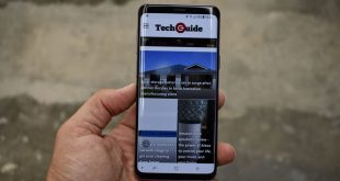 Tech Guide's hands-on look at the new Samsung Galaxy S9 and Galaxy S9+ smartphones