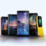 "Nokia launches four new Android smartphones and revives the ""Matrix"" phone"