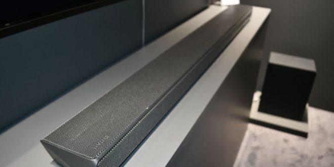 The Samsung N650 soundbar