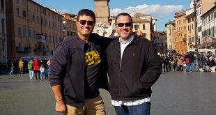 Two Blokes Talking Tech Episode 332 is coming to you live from Rome