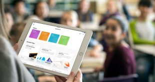 We went back to school with the new iPad after Apple's education event