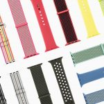 Give your Apple Watch a new season look with the latest watch band collection