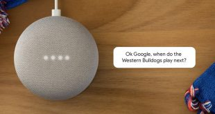 Now Google Home is as big a footy fan as you are