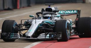How the Mercedes Benz Formula One team uses technology to gain the winning edge