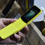 Hands on with the new version of the Nokia 8110 Matrix phone